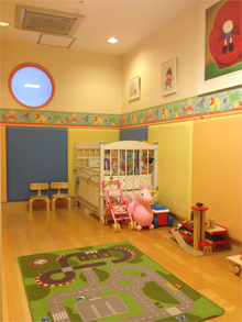 [day care service] Welcome to nursery room